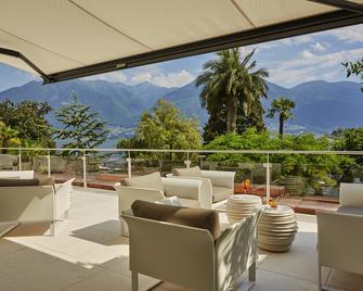 拉帕爾馬 au Lac 洛迦諾華美達酒店 - 穆拉爾托 - 洛迦諾 - 陽台