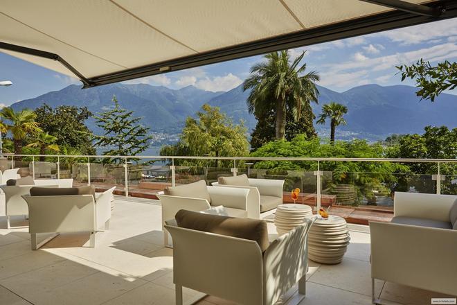Hotel la Palma au Lac - Locarno - Parveke