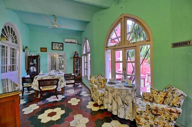 Ranjit's Svaasa Amritsar - Amritsar - Τραπεζαρία
