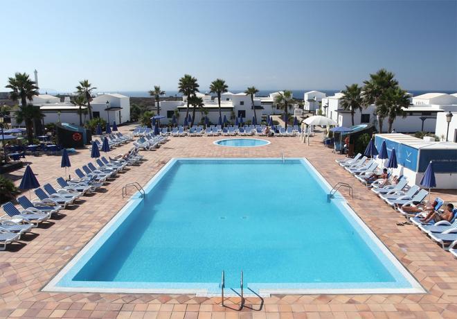Vik Club Coral Beach - Playa Blanca - Piscina