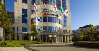 Rotterdam Marriott Hotel - Rotterdam - Toà nhà