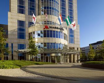 Rotterdam Marriott Hotel - Rotterdam - Building