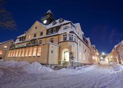 Rathaushotels Oberwiesenthal - Oberwiesenthal - Gebouw