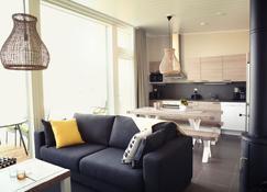 Nallikari Holiday Village Villas - Oulu - Sala de estar