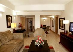 ذا فيديرال بالاس هوتل آند كازينو - لاغوس - غرفة معيشة