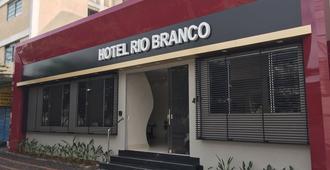 Hotel Rio Branco - Goiânia - Edificio