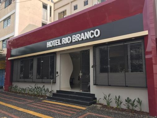 Hotel Rio Branco - Goiânia - Rakennus