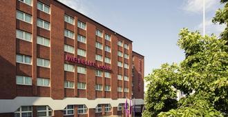 Mercure Hotel Duisburg City - Ντούισμπουργκ - Κτίριο