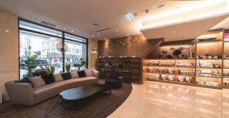 Fish Hotel Kaohsiung - Kaohsiung - Salon