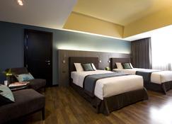 F1 Hotel Manila - Taguig - Makuuhuone