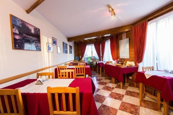Linda Vista Apart Hotel - El Calafate - Ravintola