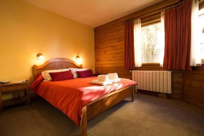Linda Vista Apart Hotel - El Calafate - Makuuhuone