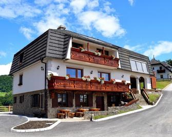 Guesthouse Jelenov Greben - Podčetrtek - Building