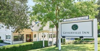 Geyserville Inn - Geyserville - Edificio
