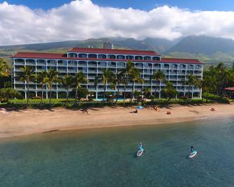 Lahaina Shores Beach Resort - Lahaina - Building
