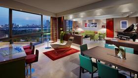 Jumeirah Creekside Hotel - Dubai - Bedroom