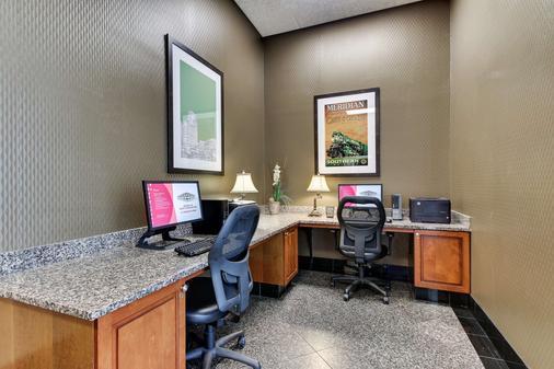 Drury Inn & Suites Meridian - Меридиан - Бизнес-центр
