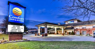 Comfort Inn & Suites Ambassador Bridge - วินด์เซอร์