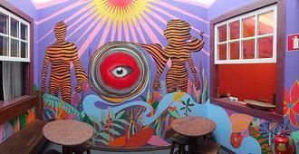 Varanda Hostel E Galeria De Arte - אורו פרטו