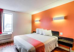 Motel 6 Chicago South Lansing - Il - Lansing - Bedroom