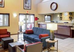 Comfort Suites - Omaha - Hành lang
