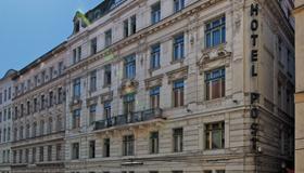 Hotel Post - Viena - Edificio