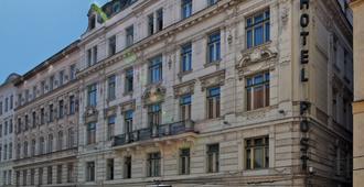 Hotel Post - וינה - בניין