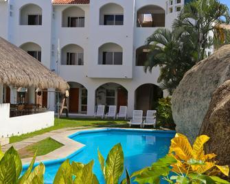 Hotel Alikar Huatulco - Crucecita - Piscina