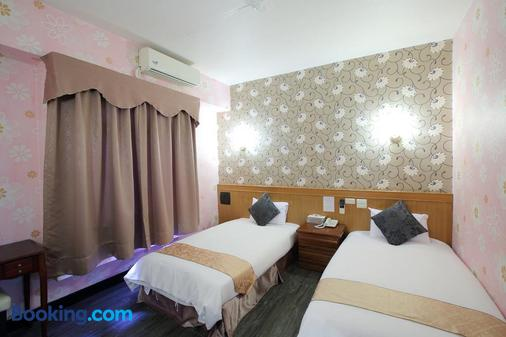Chiayi Crown Hotel - Chiayi City - Κρεβατοκάμαρα