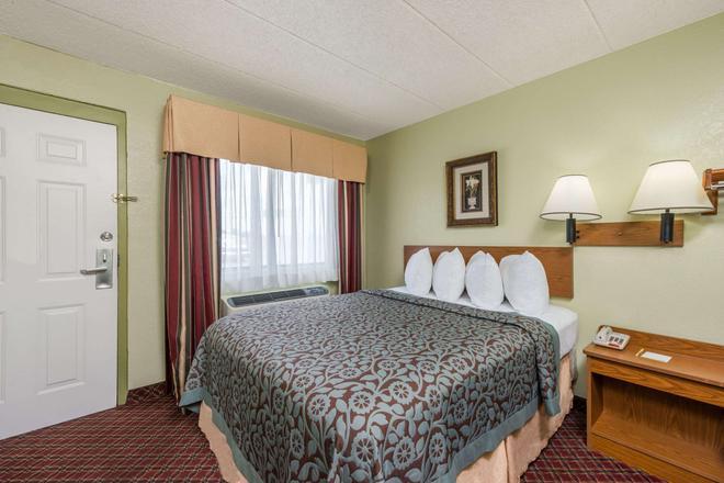 斯普林菲爾德戴斯套房酒店 - 斯普林菲爾德 - 斯普林菲爾德 - 臥室