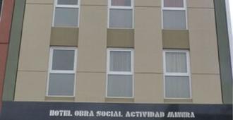 Hotel Osam - Buenos Aires - Edificio