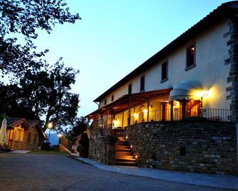 Hotel Restaurant La Torricella - Arezzo - Edificio
