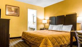 Econo Lodge Sacramento Convention Center - Sacramento - Bedroom