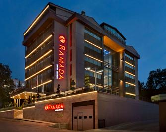 Ramada by Wyndham Bursa Cekirge Thermal & Spa - Bursa - Building