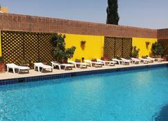 Mariam Hotel - Madaba - Басейн
