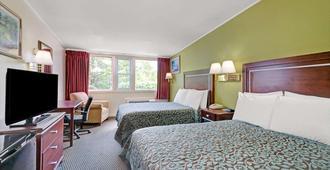 Days Inn by Wyndham Kittery - Kittery - Bedroom