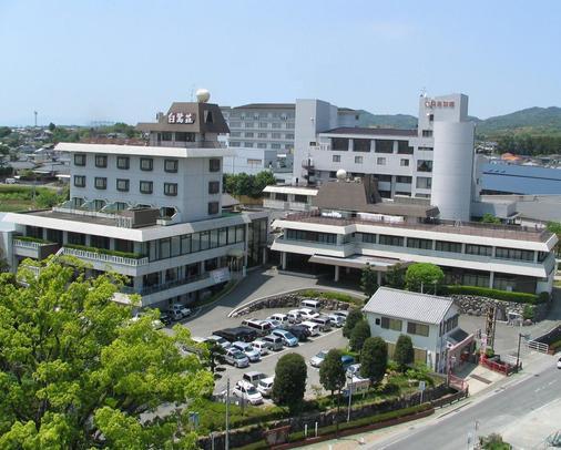 Shirasagiso Bekkan - Kumamoto - Building