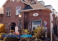 Pension Corper - Zandvoort - Edificio