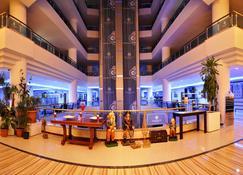 Demosan Otel & Spa - Karaman - Lobby