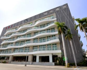 City Suites - Kaohsiung Chenai - Kaohsiung - Edificio