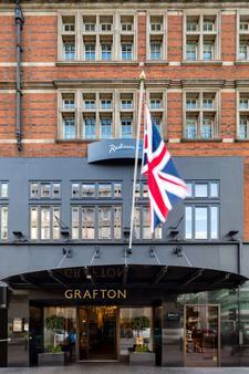 Radisson Blu Edwardian Grafton Hotel - London - Toà nhà