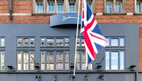 Radisson Blu Edwardian Grafton Hotel - Londres - Edificio