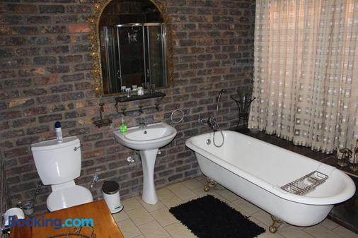 Royal Game Guest House - Phalaborwa - Bathroom