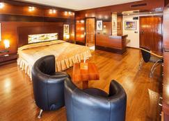 Hotel Anel - סופיה - חדר שינה