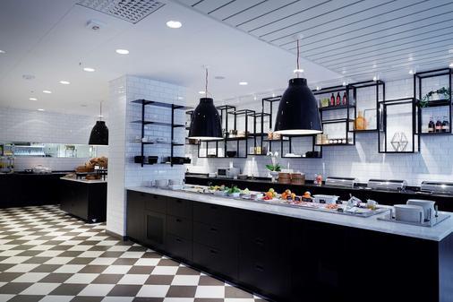 Best Western Plus Hotel Plaza - Västerås - Buffet