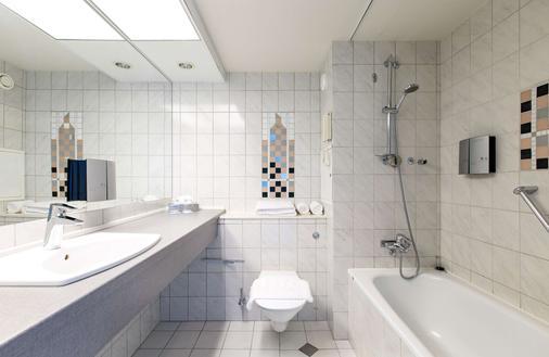 Best Western Plus Hotel Plaza - Västerås - Kylpyhuone