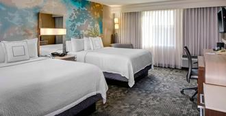 Courtyard by Marriott Cleveland Airport/South - Middleburg Heights - Habitación