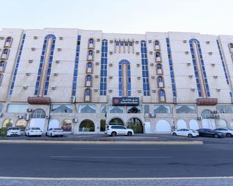 OYO 358 Garden View Hotel - Tabuk - Gebäude