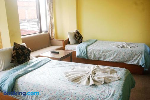 Hotel Yala Peak - Kathmandu - Bedroom