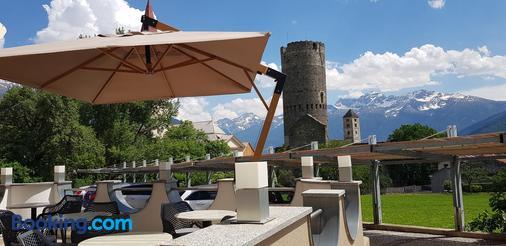 Hotel Tyrol - Mals - Balcony